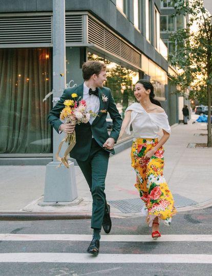 Tribeca Wedding