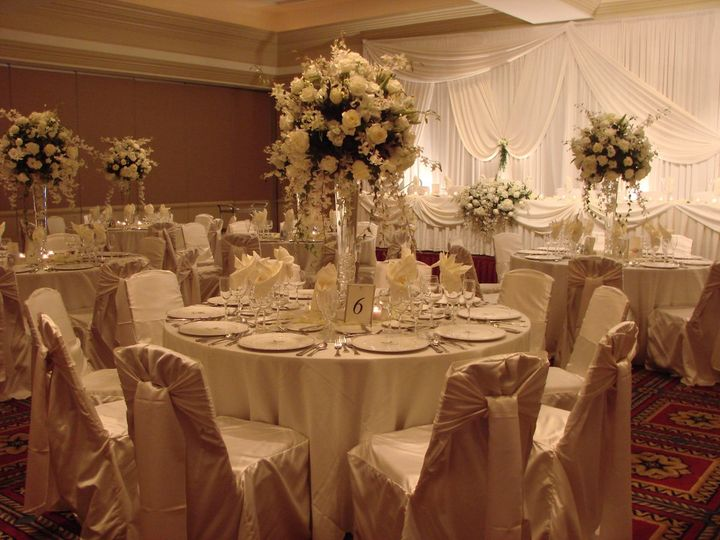 Wedding teblescape