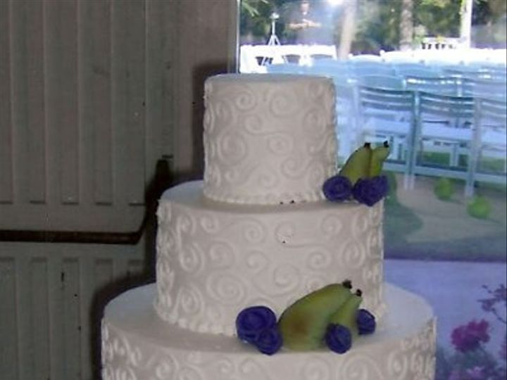 Tmx 1213654608090 Pears Northridge wedding cake