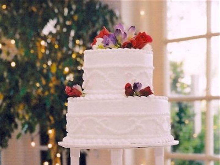 Tmx 1213654721215 Freshflower Northridge wedding cake