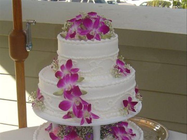 Tmx 1213654778449 Reatagrillcake Northridge wedding cake