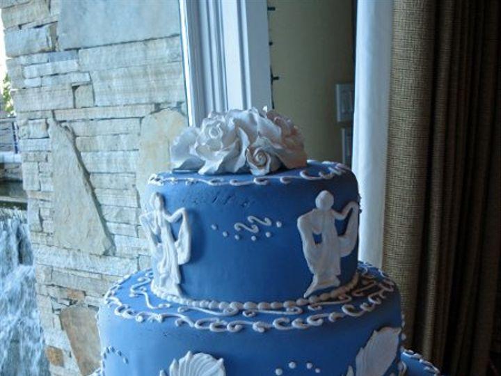 Tmx 1213655052746 DSC01992 Edited Northridge wedding cake