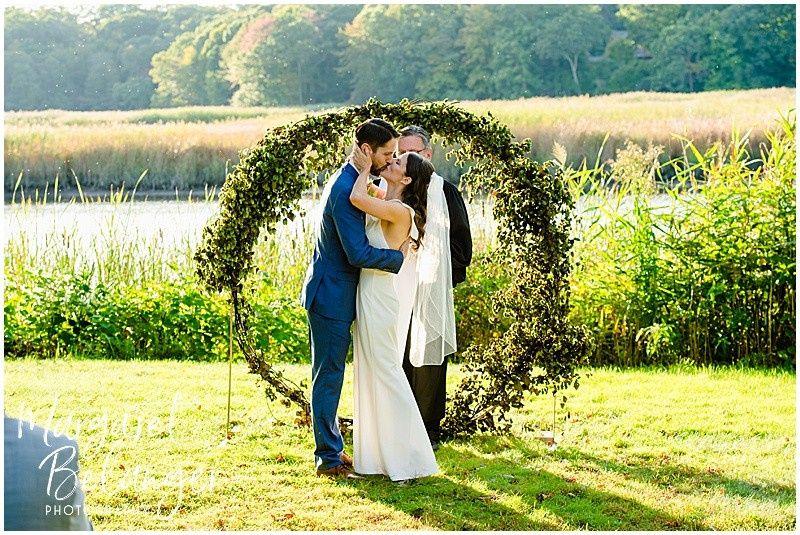 Intimate Connecticut Wedding