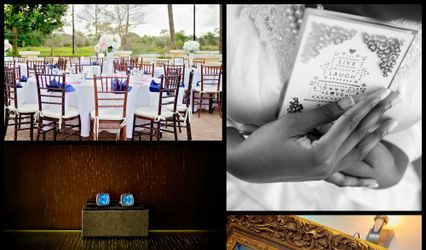 A Tale of Two Towns Wedding & Event Design 1