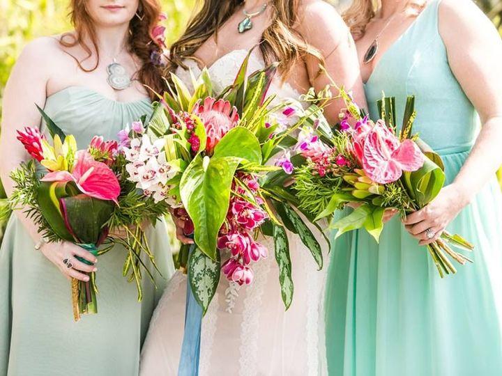 Tmx 1527631632 03e8c679d1afff23 1527631631 65f4ff2c4fc3f9cf 1527631617009 10 Tropical 9 Portland, OR wedding florist