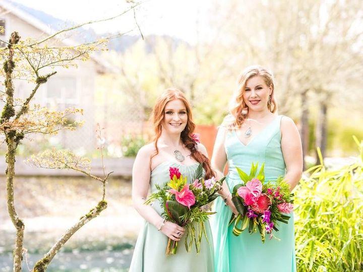 Tmx 1527631632 F564211775d89204 1527631631 276a96894cfb7d4f 1527631617009 9 Tropical 8 Portland, OR wedding florist