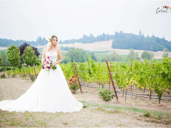 Tmx 1527697781 E6ada00c148bd318 1527697779 27227c1c3fbb6137 1527697765428 4 Zenith Wineyard We Portland, OR wedding florist