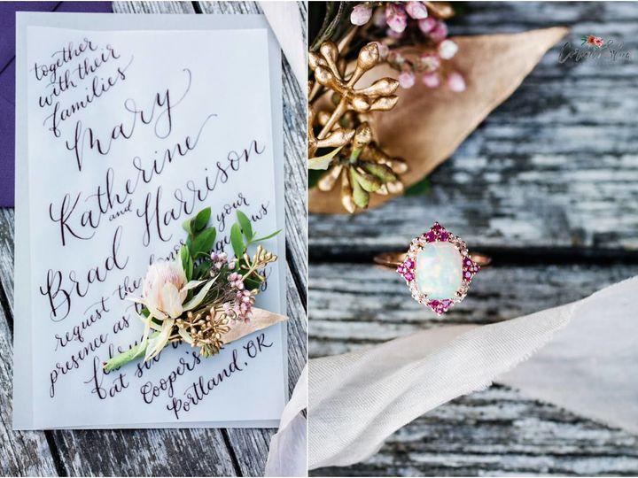 Tmx 1527697917 F8cf169afa75d0e5 1527697915 1926fbd15a0480d7 1527697897461 9 Zenith Wineyard We Portland, OR wedding florist