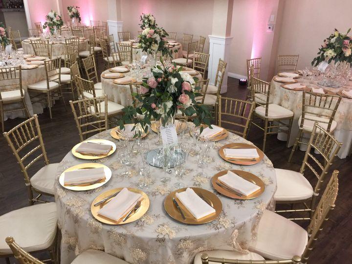 table set up blush champagne succulents 51 986260 v1