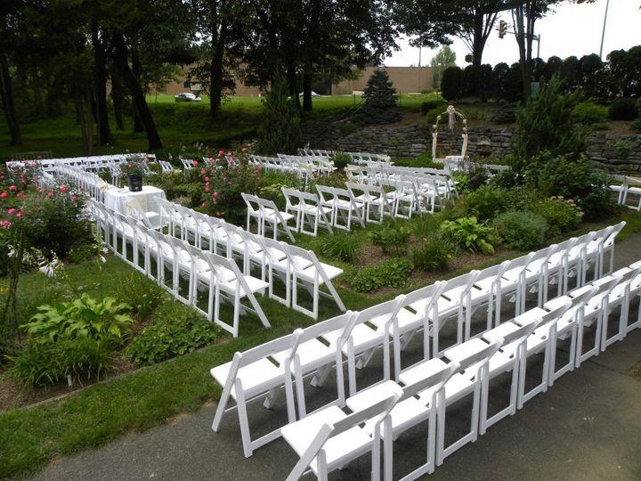 Tmx 1471549856037 Outdoorceremony.perennialgardenchairs Reading, PA wedding catering