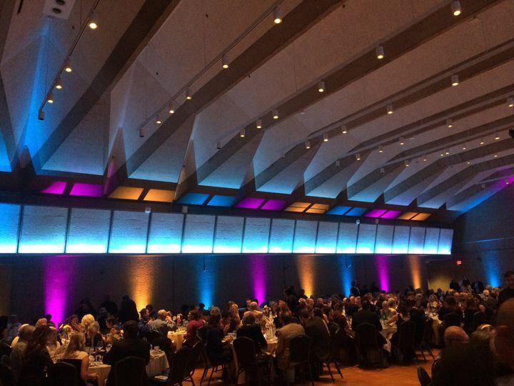 Banquet Uplights
