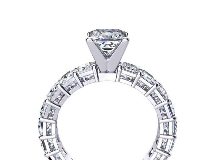 Tmx 1436297399158 Princess 1 Los Angeles wedding jewelry