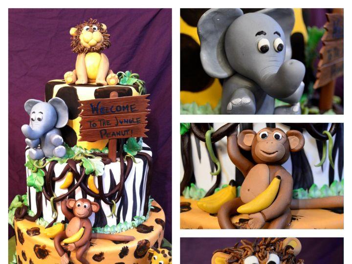 Tmx 1379692349714 Img3016 Newfoundland wedding cake