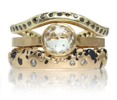 Tmx 1418063151878 Ringstack06 Austin wedding jewelry