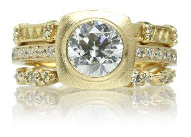 Tmx 1418063167577 Ringstack07 Austin wedding jewelry