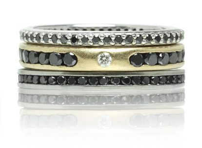 Tmx 1418063171623 Ringstack09 Austin wedding jewelry