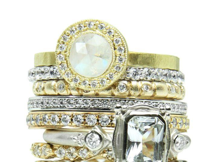 Tmx 1418063374162 Ringstackh Austin wedding jewelry