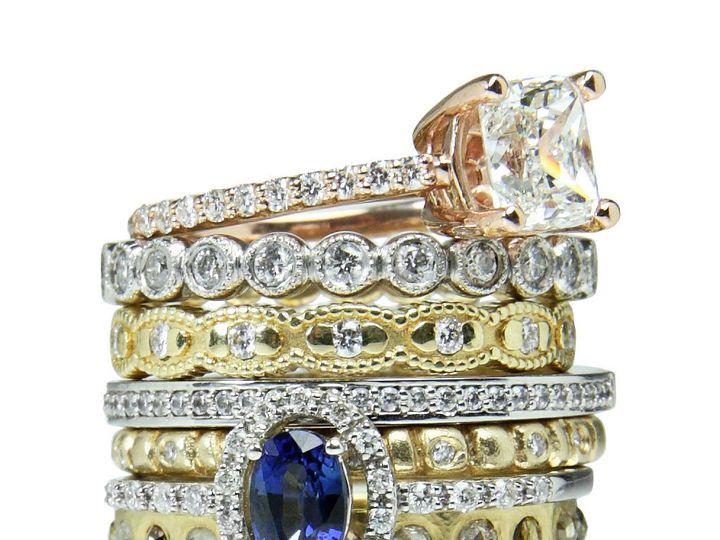 Tmx 1418063386221 Ringstackd Austin wedding jewelry