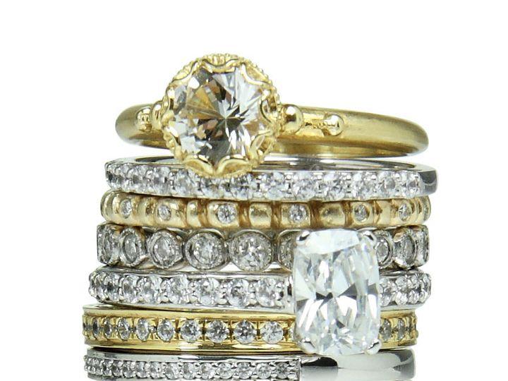 Tmx 1418063398447 Ringstackc Austin wedding jewelry