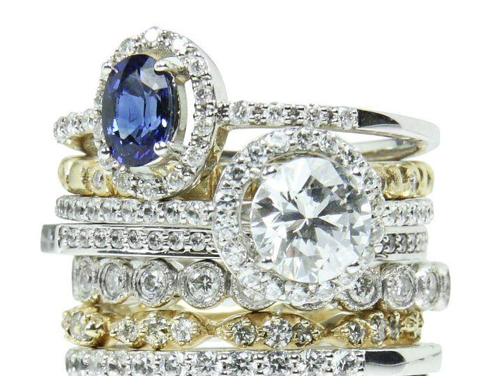 Tmx 1418063411080 Ringstacki Austin wedding jewelry