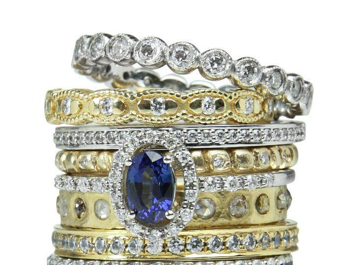 Tmx 1418063422673 Ringstacke Austin wedding jewelry