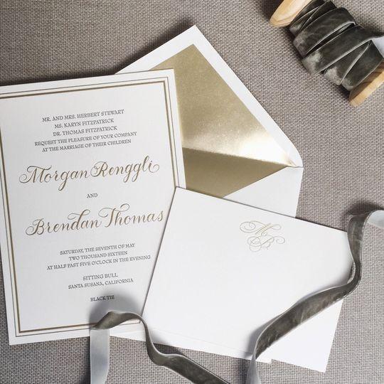 Grey ribbons