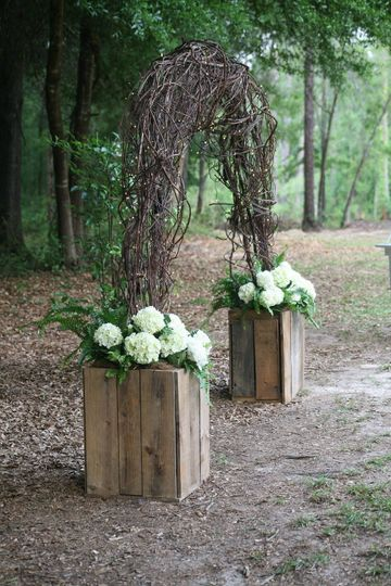 Wedding Decorations and Rentals for your Rustic, Shabby Chic or Vintage Chic Wedding or event....