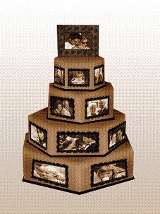 Tmx 1226046212351 Wedpiccake2 Fuquay Varina wedding cake