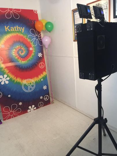 Our open photobooth