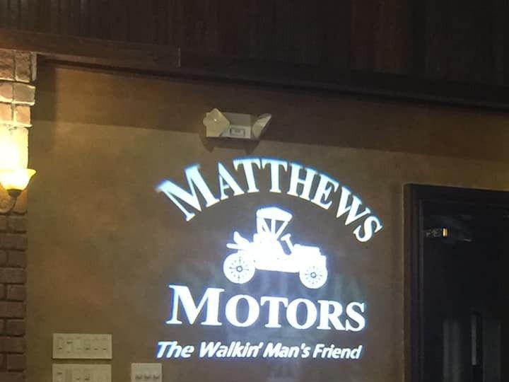 Tmx Custom Gobo For Matthew Motors 51 61360 157737013336352 Wilmington, North Carolina wedding dj