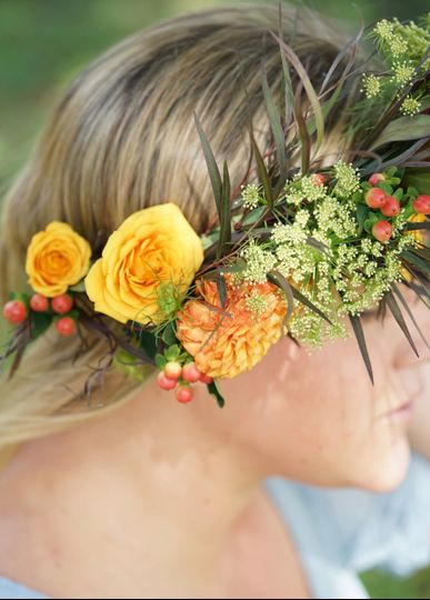 Image copyright McCarthy Group Florists 2016
