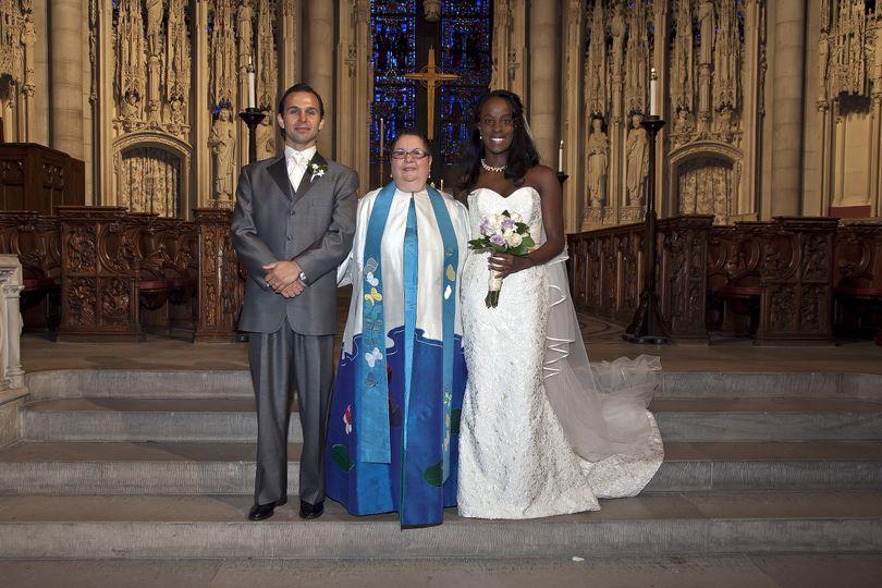 Rev. Luisa's Weddings and Ceremonies