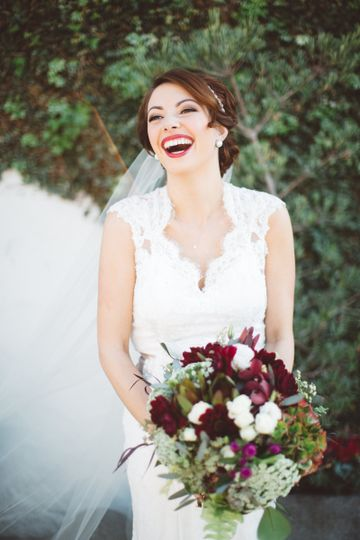 Cambria CA wedding Hair & Makeup: Rhonda Johnson