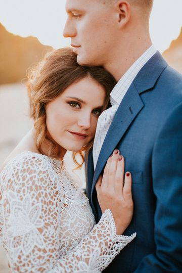 Big Sur Elopement Hair & Makeup: Rhonda Johnson