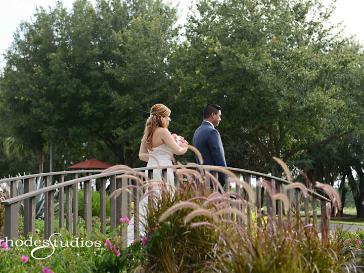 Tmx 1471368064646 Kissing Bridge   First Look Kissimmee, FL wedding venue