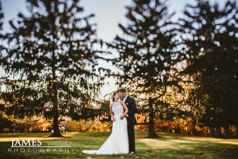 ramblewood country club wedding first look carla a