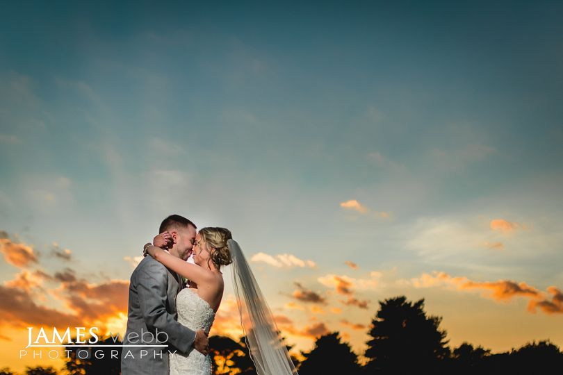 valleybrook country club wedding jessica and chris