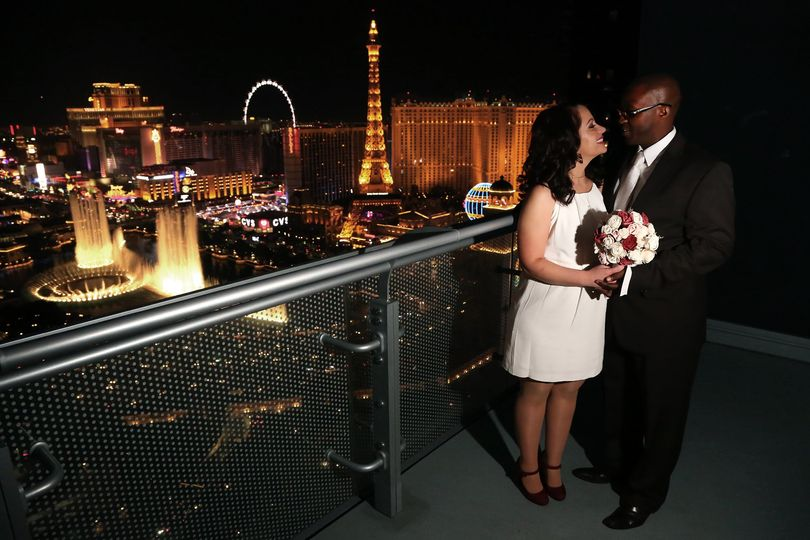 Hotel Weddings on Strip