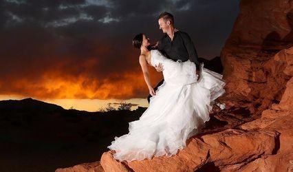 Scenic Las Vegas Weddings and Photography