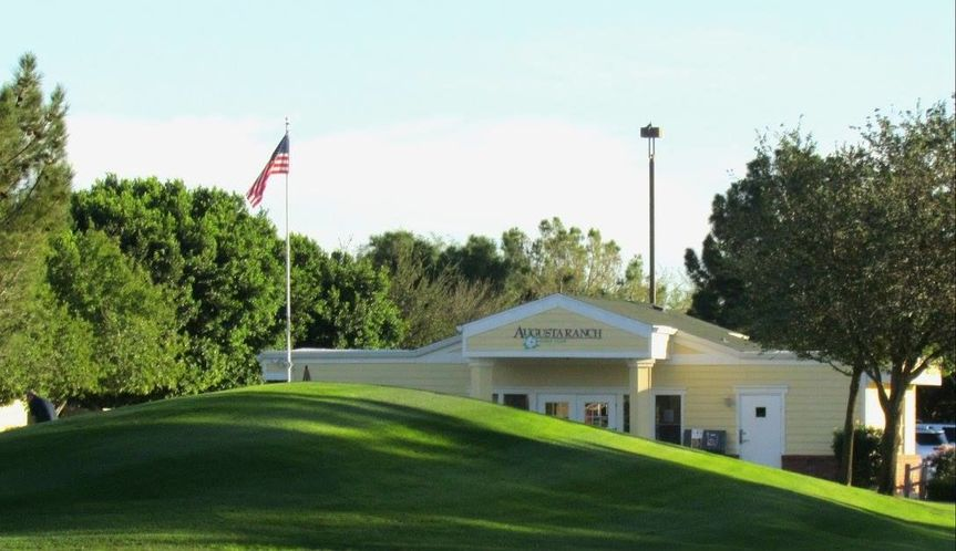 Outlook of Augusta Ranch Golf Club