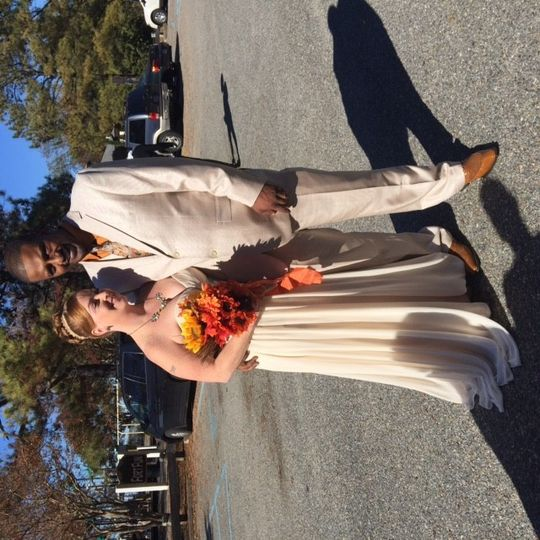Curry Lakeside Wedding
