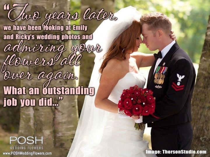 Tmx 1427330858509 Emily Ricky2 Copy Seattle wedding florist