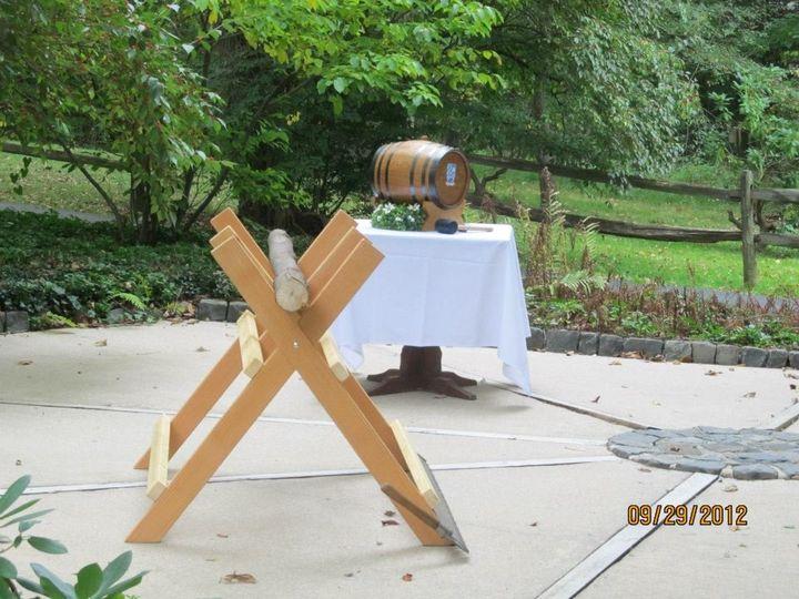 Tmx 1349107042205 21CeremonyPatio West Grove, Pennsylvania wedding planner