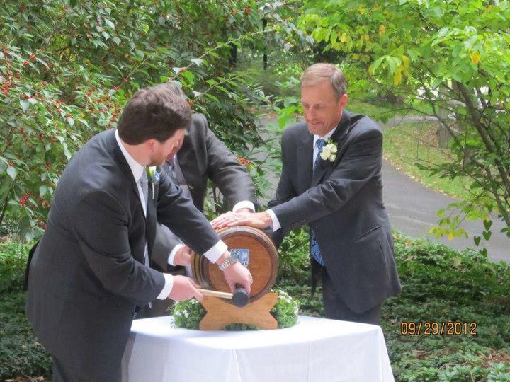Tmx 1349107289642 37TappingtheKeg West Grove, Pennsylvania wedding planner