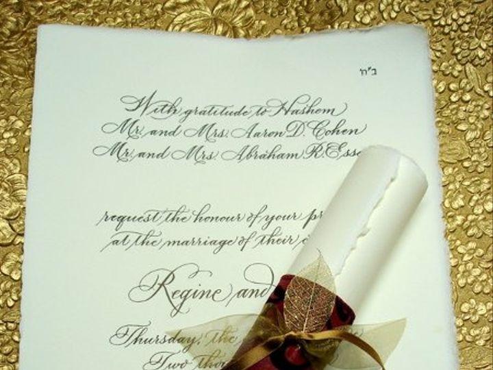 Tmx 1319301571635 085 South Dennis wedding invitation