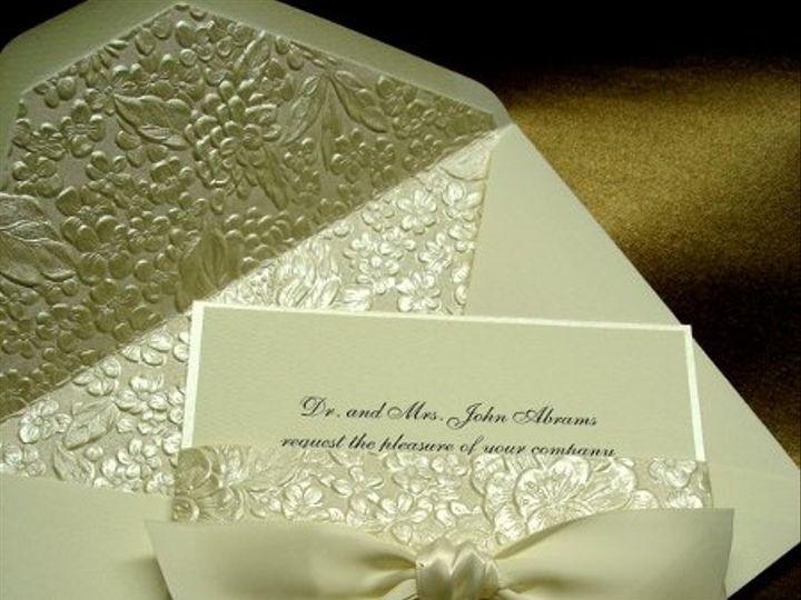 Tmx 1319301695932 118 South Dennis wedding invitation