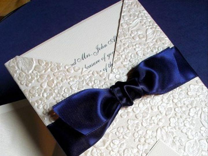 Tmx 1319304047276 023 South Dennis wedding invitation