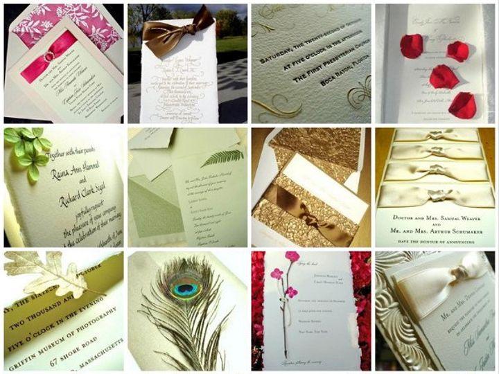 Tmx 1319304236447 Collages South Dennis wedding invitation