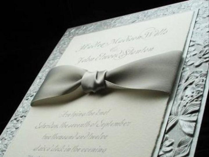Tmx 1319304615760 Photo288 South Dennis wedding invitation