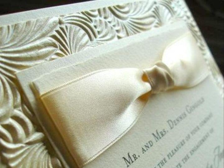 Tmx 1319304634385 Photo496 South Dennis wedding invitation
